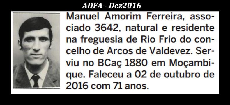 Notas de óbito publicadas no jornal «ELO» do mês de Dez2016 da ADFA Manuel11