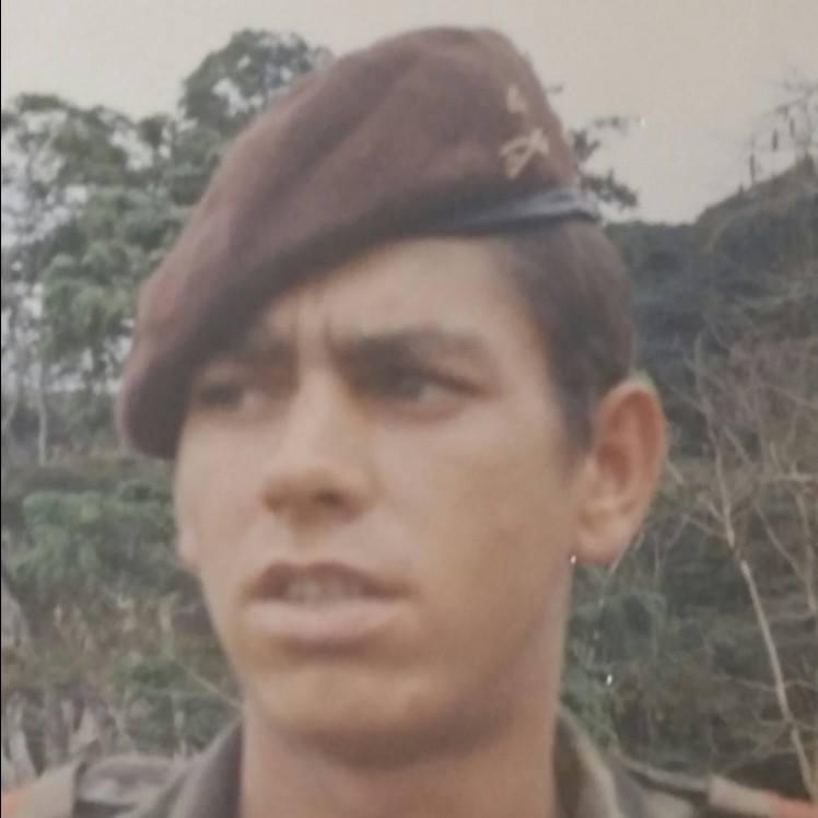 Faleceu o veterano Manuel Candeias, da CCav8451 Manuel12