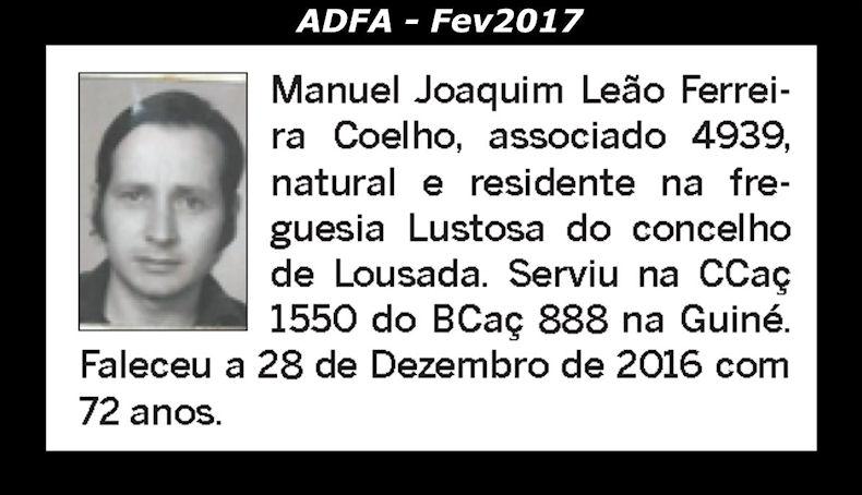 Notas de óbito publicadas no jornal «ELO» da ADFA, do mês de Fev2017 Manuel15