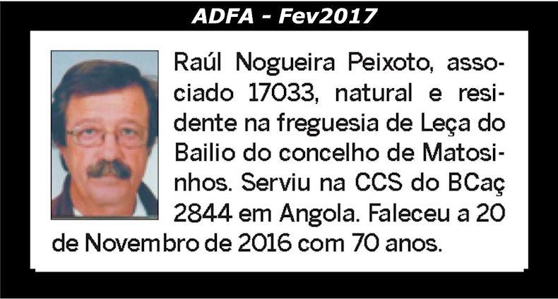 Notas de óbito publicadas no jornal «ELO» da ADFA, do mês de Fev2017 Raul_n10