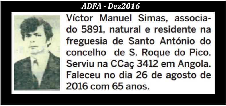 Notas de óbito publicadas no jornal «ELO» do mês de Dez2016 da ADFA Victor10