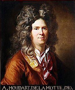 Antoine Houdar de La Motte Houdar10