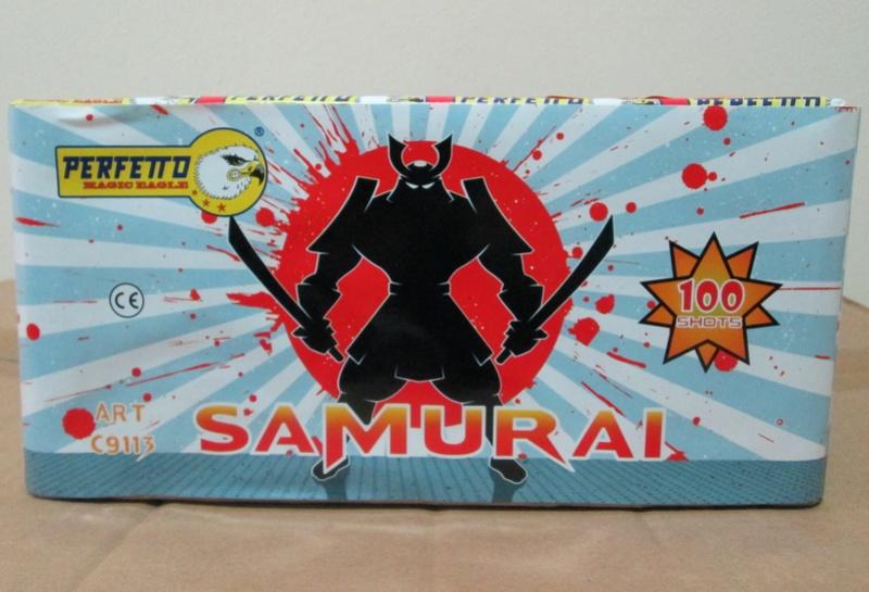 SAMURAI 01110