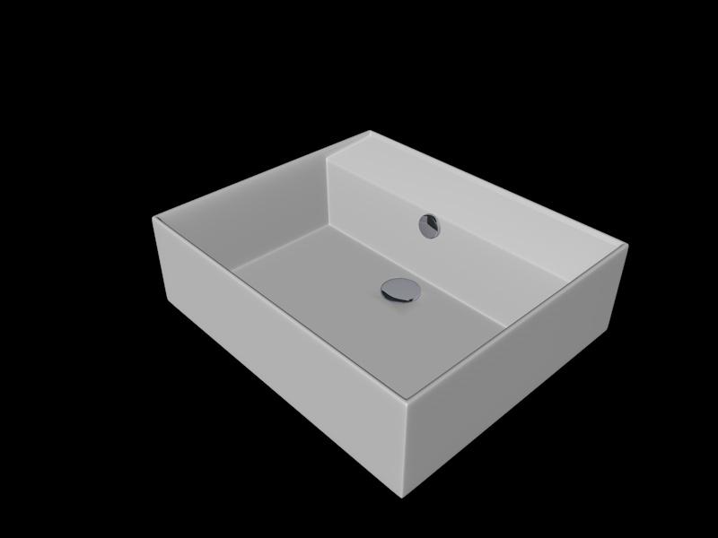 salle de bain par pouzolles Vasque10
