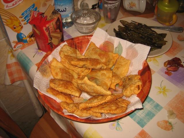 Bourek laâdjine frît aux épinards Img_7621