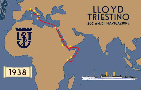 'Francesco Crispi' - Citra - 1925 18_map10