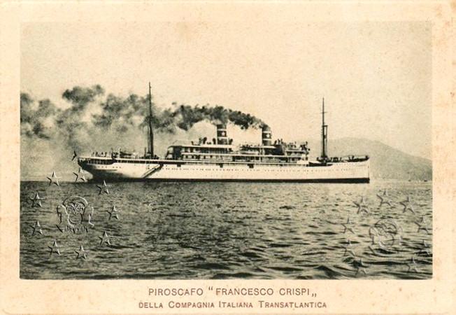 'Francesco Crispi' - Citra - 1925 45_nav10
