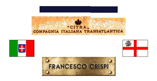 'Francesco Crispi' - Citra - 1925 Zfondo10