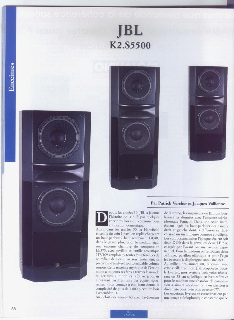 Serie K2 S5500 Banc_d30