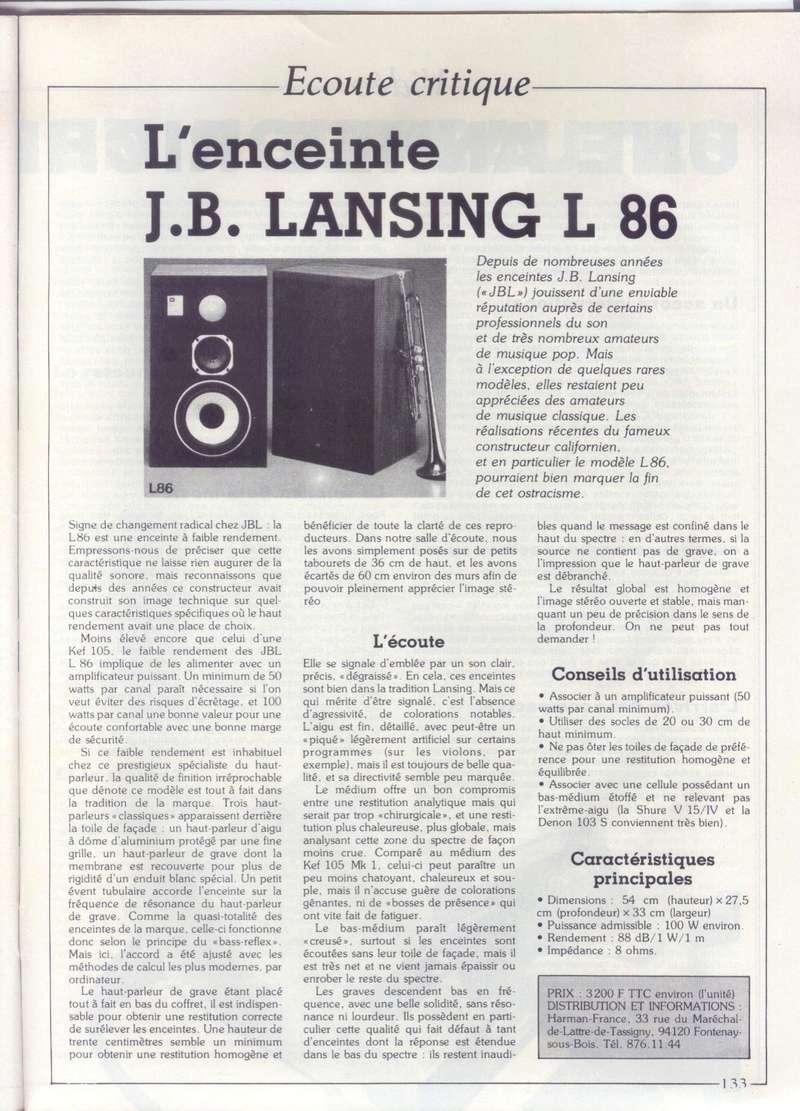 Modèle L86   Banc_d42