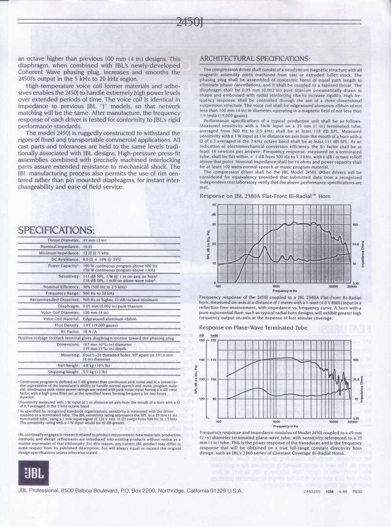 Compression JBL 2451 J Jbl_2411