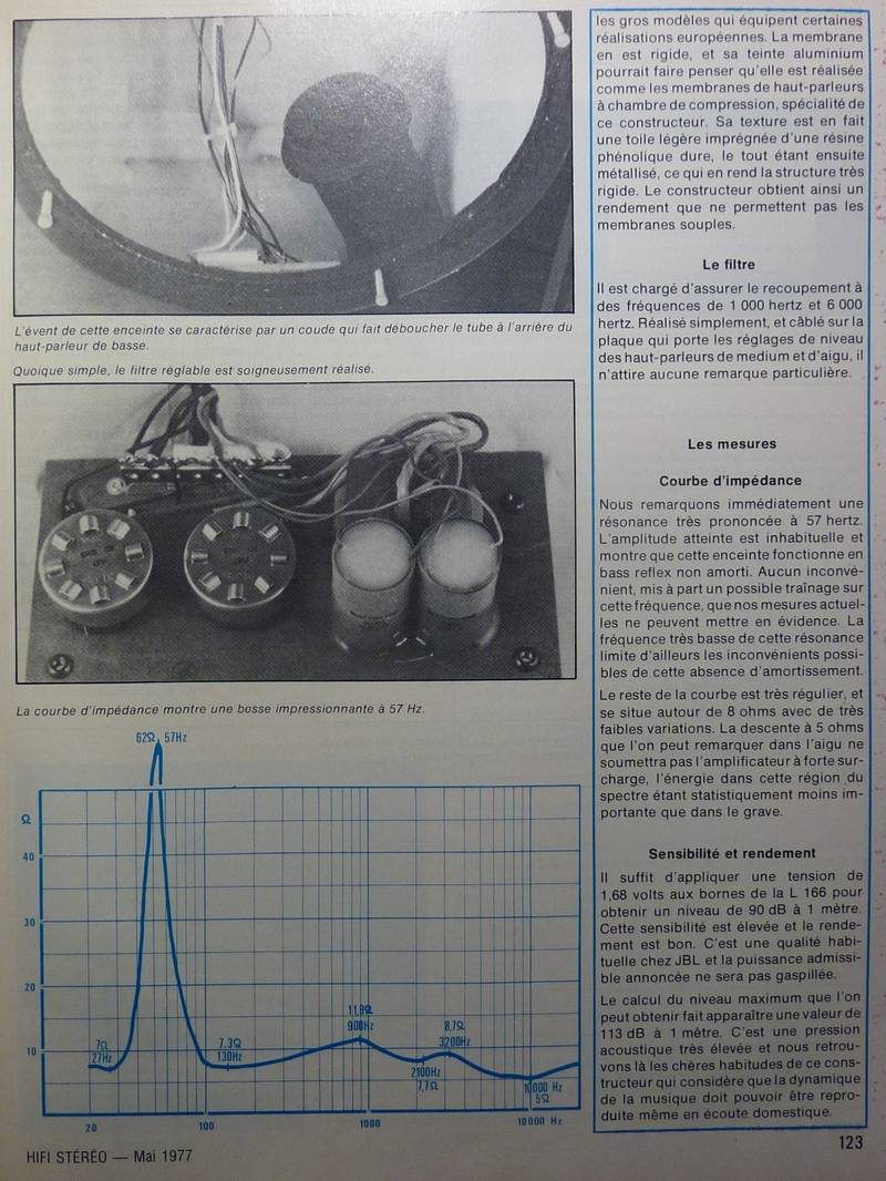 Modèle L166 HORIZON Année 1976/77 P1060115