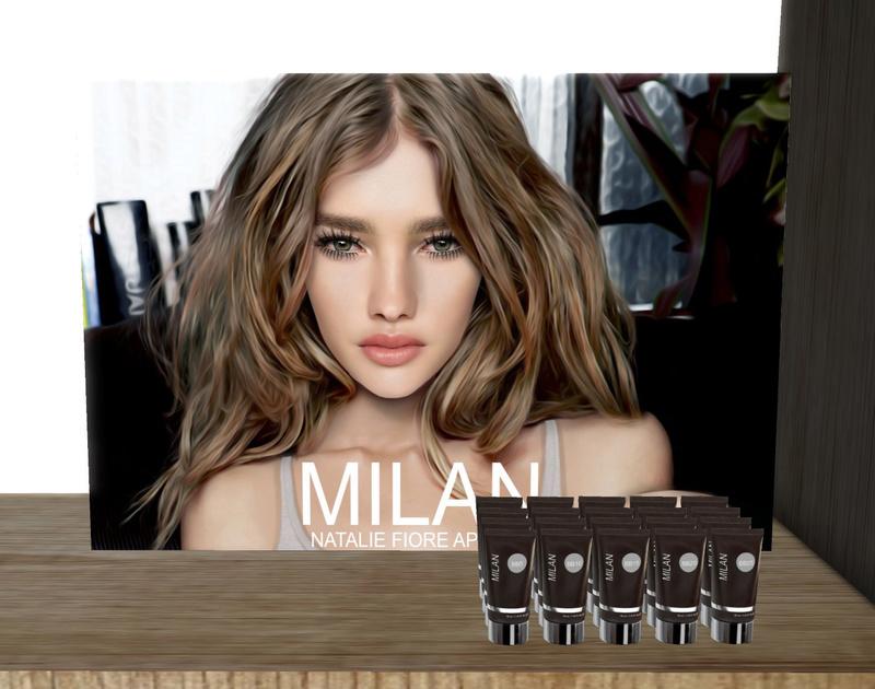 [Femme] Milan devient Boheme Zzmila11