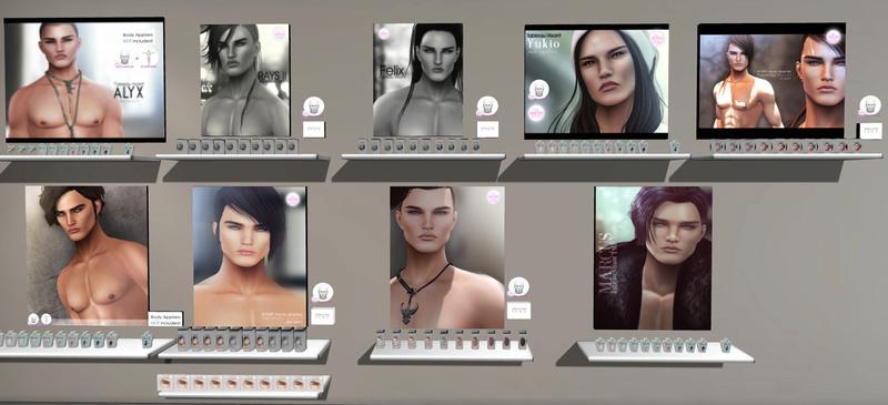 [Mixte] Beauty Avatar devient Glam affair & Tableau vivant - Page 3 Zzozi_10
