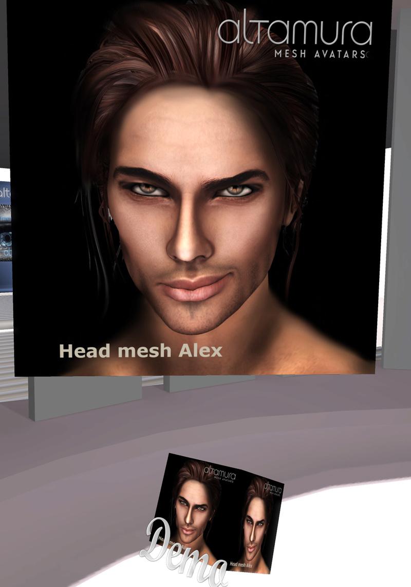 [ mixte] Altamura mesh avatar Zztatt11