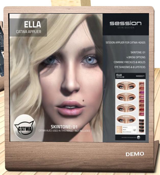 [Mixte] Session skin studio Zzzell12