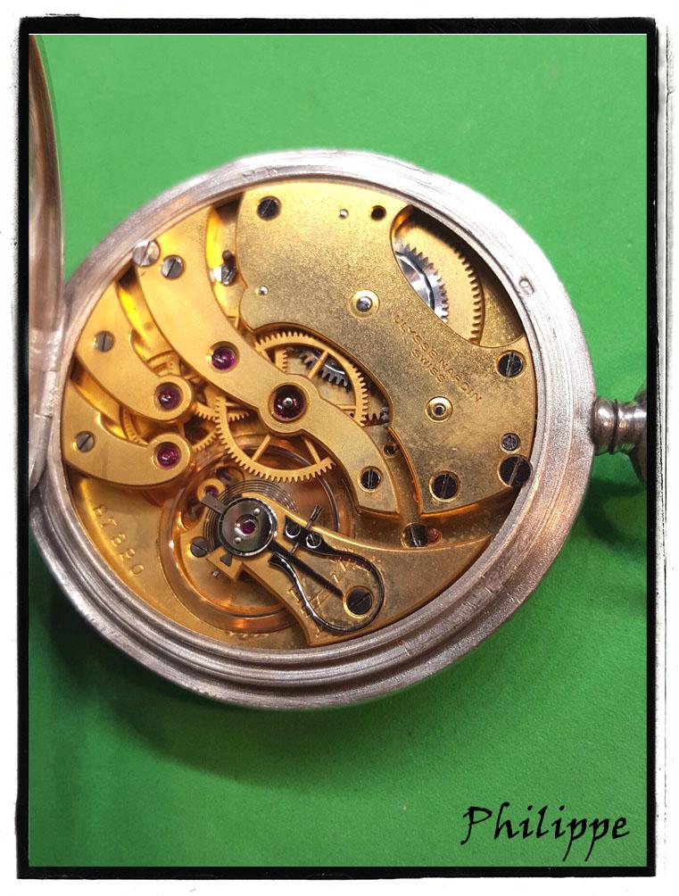 Les plus belles montres de gousset des membres du forum - Page 8 20161113