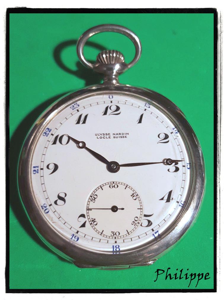 Les plus belles montres de gousset des membres du forum - Page 8 20161114