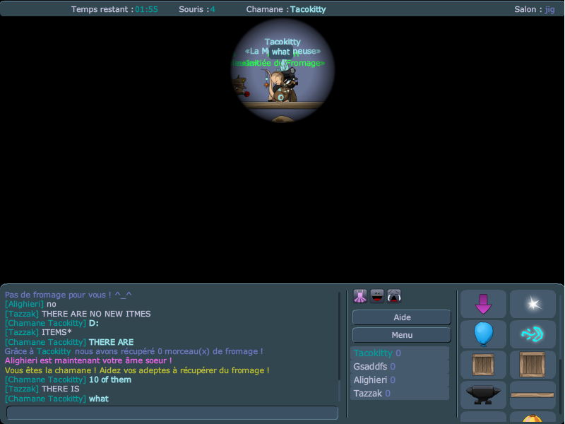 Transformice Update - August 13, 2010 Darkma10