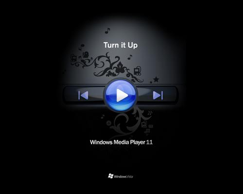 حصريا مع اشهر مشغل للمديا البرنامج الغنى عن اى تعريف Windows Media Player 11 D10