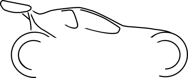croquis dessin voiture TT C-fg0610