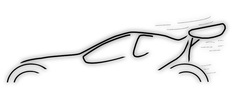 croquis dessin voiture TT Logo_d12