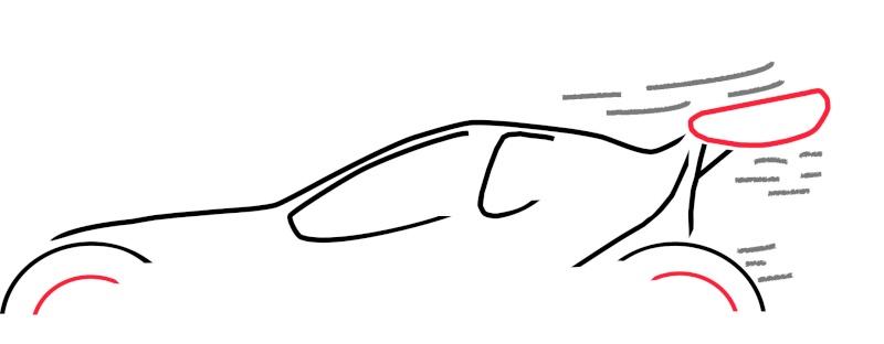 croquis dessin voiture TT Logo_p11