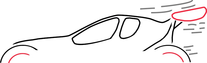 croquis dessin voiture TT Logo_p13
