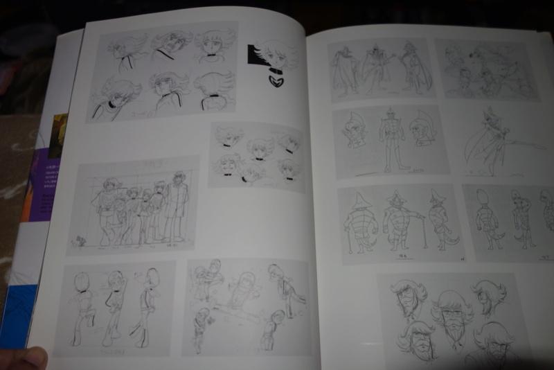 Kazuo Komatsubara Artbook Dsc01718