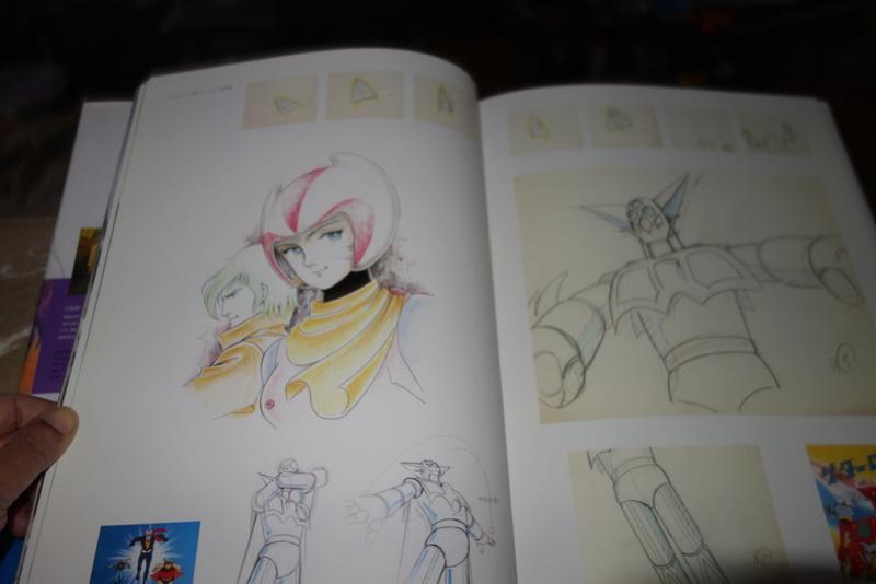 Kazuo Komatsubara Artbook Dsc01723