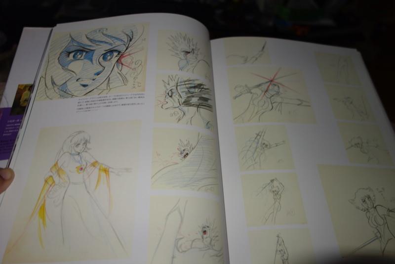 Kazuo Komatsubara Artbook Dsc01724