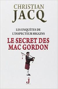 Christian Jacq - Le secret des Mac Gordon 41kd3x11