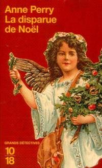 Anne PERRY - La disparue de Noël 729_0010