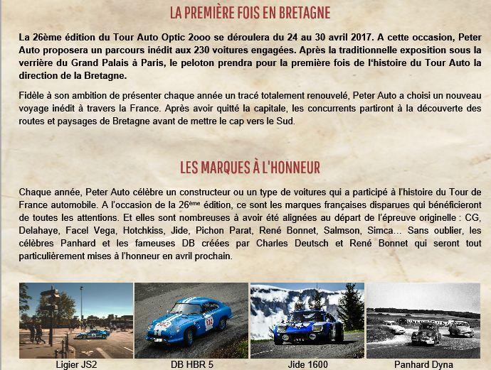 Tour Auto 2017 Nouvel12