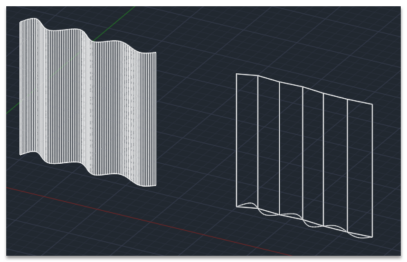 [討論]想請問個位大大3D線架構密度 SURFTAB1=?   數值要設多少才對? 004610
