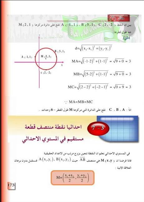 مرشحات رياضيات للثالث المتوسط 2018 تمهيدى 2018 1323