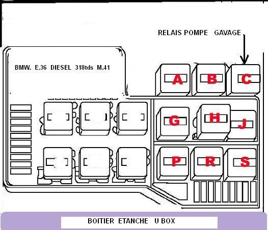 bmw e36 318 tds an 1996 ne d passe pas les 120 km h manque de puissance r solu page 2. Black Bedroom Furniture Sets. Home Design Ideas