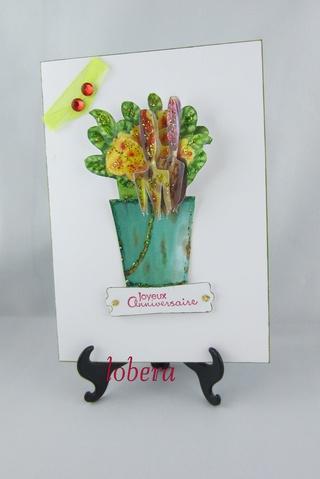 carte 3D........... Fleur011