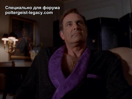 Виктор Аркади из сериала Полтергейст Наследие