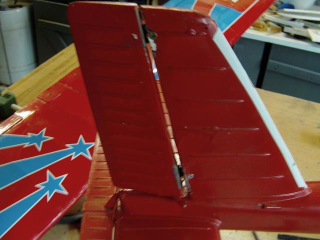 Réparation d'un ancien ready to fly (en ABS)  Imag0013