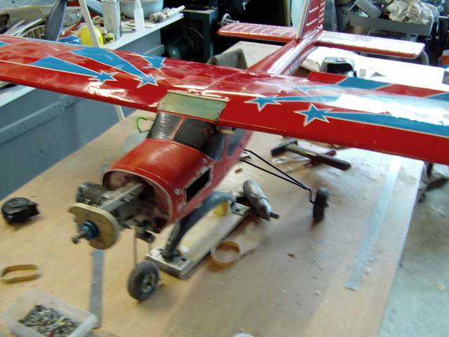 Réparation d'un ancien ready to fly (en ABS)  Imag0017