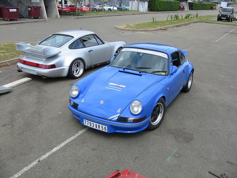 Montrez-nous ici votre 911 Classic (jusqu'à 1973) Bleue_10