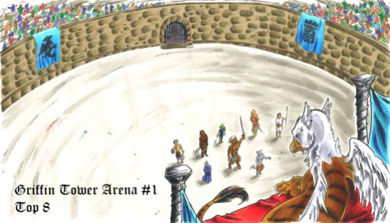 [Châteauroux] Griffin Tower Arena #1 04/05 Février 2017 Playma10