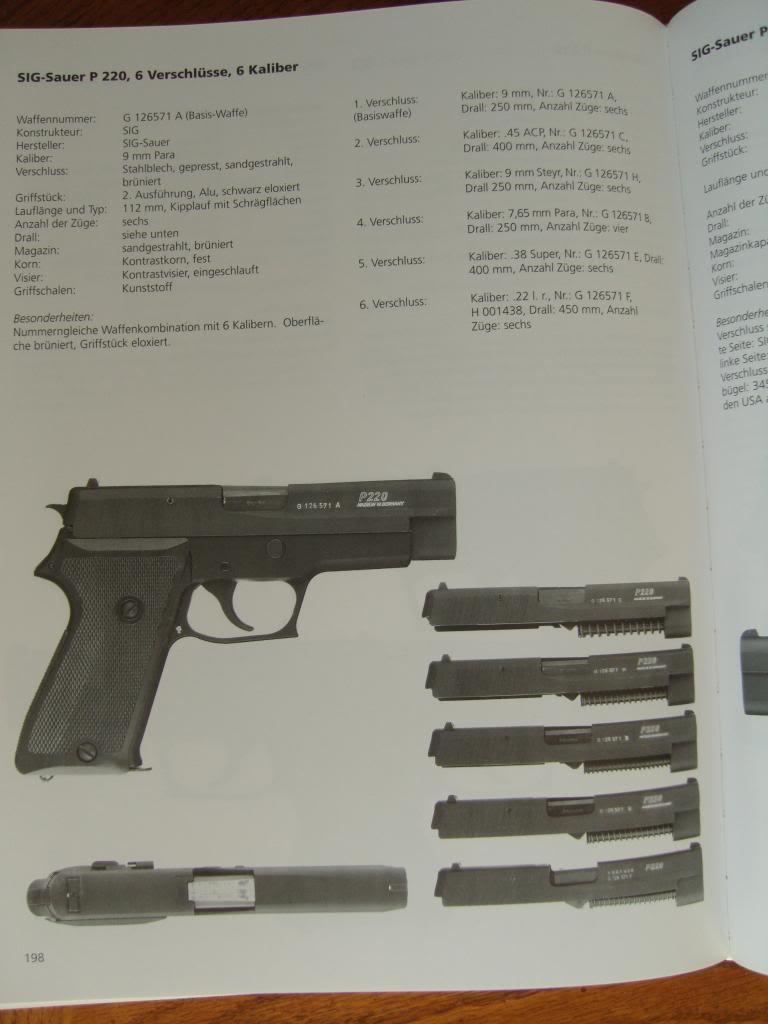 SIG P75 (P220) Sn150510