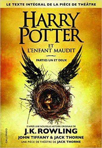 JK ROWLING : Harry Potter et l'enfant maudit 617id310