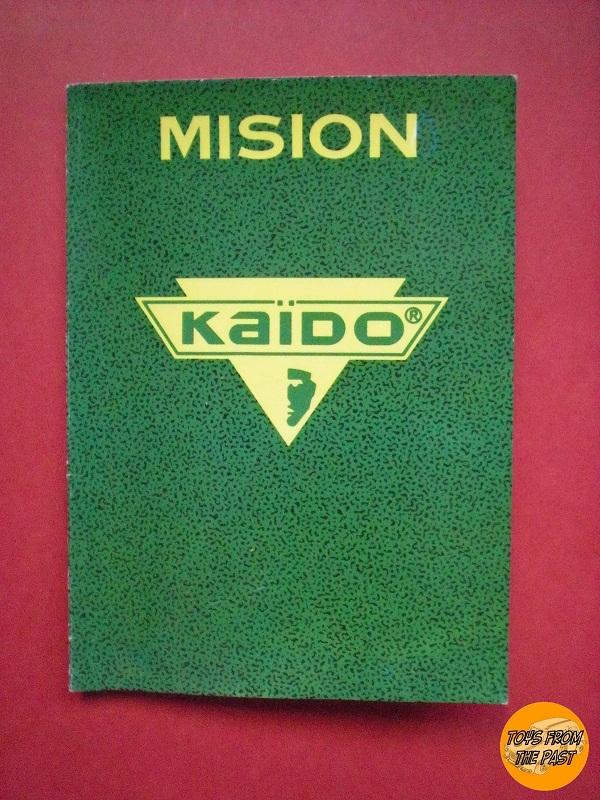 Gamme KAIDO  Carnet10