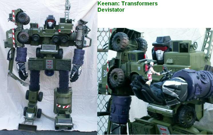 L'alliance Gobots/Transformers débarquent dans le 71 ! Devast10