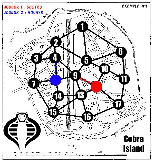 Nid de Viperes: Combats ! Ex110