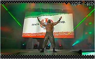 KOF History #22 Spécial WrestleMania  Abdul_10