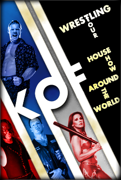 House Show # 38 : Paris, FRANCE Kof_wr11